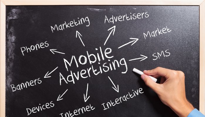 Mobile advertising campaing